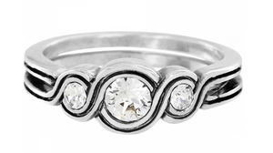 Brighton- Infinity Sparkle Ring