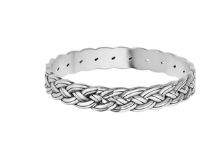 Brighton- Interlock Woven Bangle