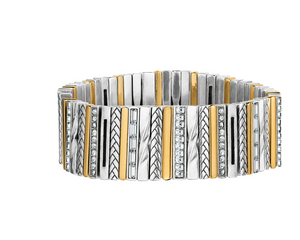 Brighton- Tapestry Stretch Bracelet