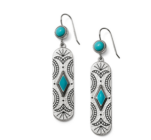 Brighton- Southwest Dream French Wire Earrings