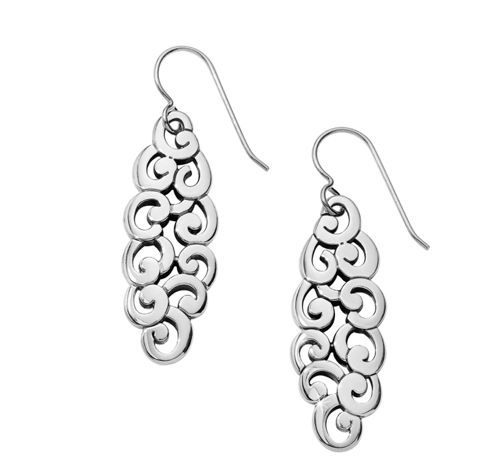 Brighton- Barbados Nuvola French Wire Earrings
