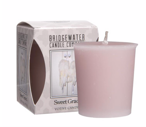 Bridgewater Candle Company- Sweet Grace Votives