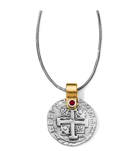 Brighton- Doubloon Necklace