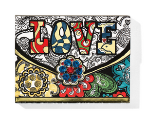 Brighton- Summer Love Pocket Notepad