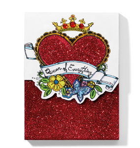 Brighton- Queen of Everything Notepad