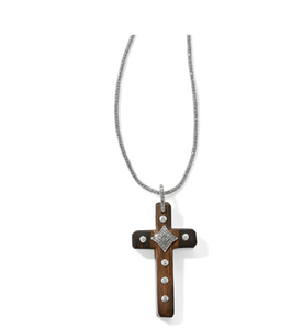 Brighton- Byzantine Cross Necklace