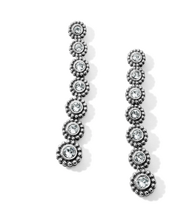 Brighton- Twinkle Splendor Long Post Drop Earrings