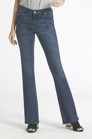 Dear John- Sloan Bootcut Denim in Superbe