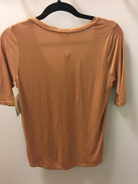LAmade- Mia Tee in Brown Sugar