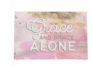 Bridgewater Candle Company- Noteables Candle  in Grace and Grace Alone