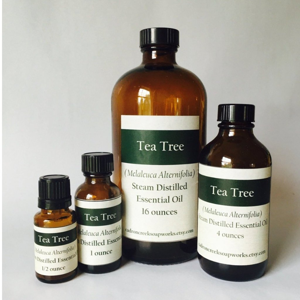 Bulk Essential Oil, Tea Tree, Melaleuca Alternifolia