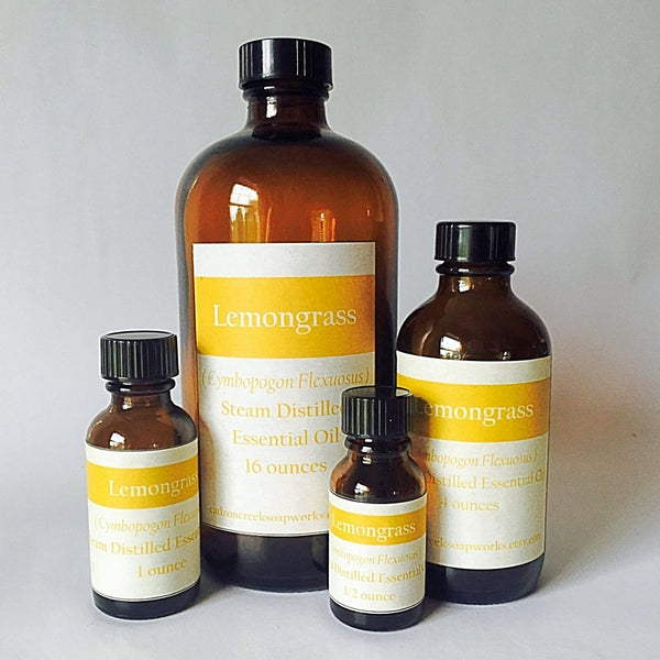 Bulk Essential Oil, Lemongrass, Cymbopogon Flexuosus