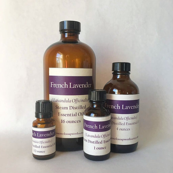 Bulk Essential Oil, French Lavender, Lavendula Officinalis