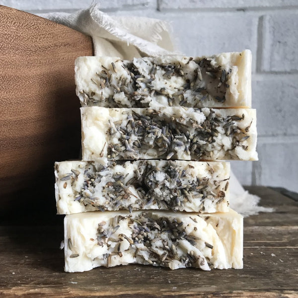 Traditional Castile Lavender Handmade Soap
