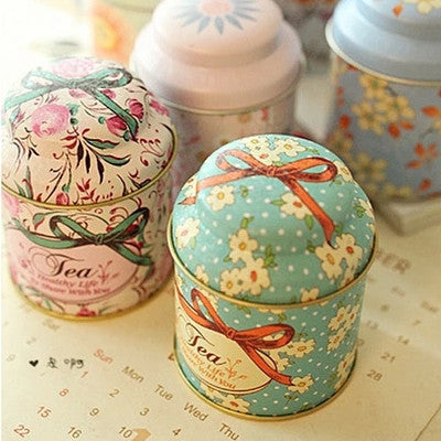 5 Lot Mini Tin Toothpick Holder Caddies, Choose One Style or Mix.-Loluxe