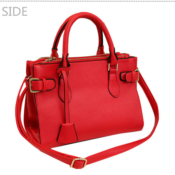 Ladies Chic Fashion Crossbody Handbag 6 Colors