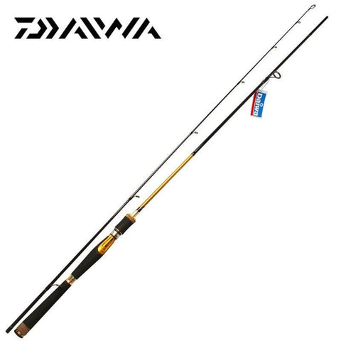 Daiwa Spinning Rod M Action Casting Fishing Pole-Loluxe