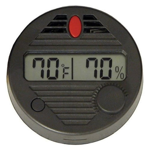Digital Hygrometer for Humidors-Accents-Loluxe