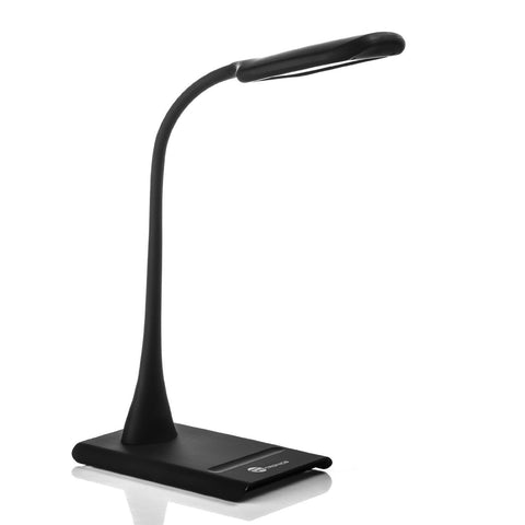 Dimmable Flexible Neck LED Touch Control Desk/Table Lamp-Lighting > Desk Lamps-Loluxe
