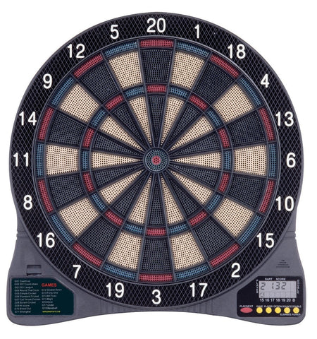Electronic Dartboard Dart Game with 6 Soft-Tip Darts-Game Room > Dart Boards-Loluxe