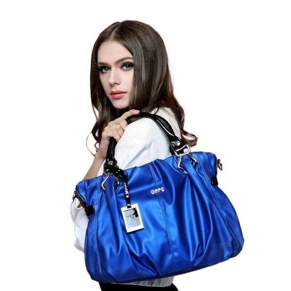 European Style Fashion Women Handbags PU Leather Bags Shoulder Bags-Handbags-Loluxe