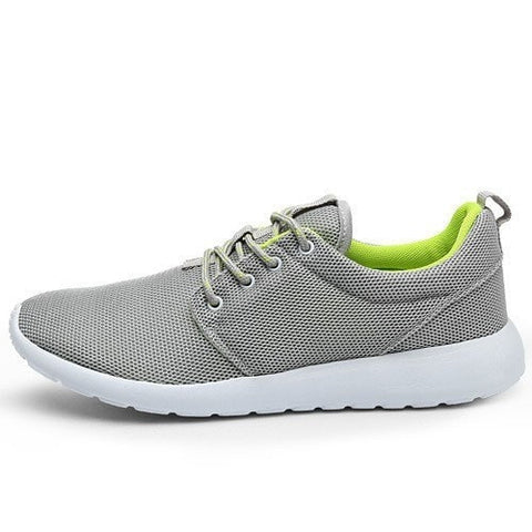 Fashion Lightweight Breathable Mesh Running Shoes 2 Colors-Loluxe