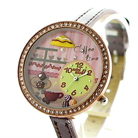 Handmade Polymer Clay Fashion Women Watches-Loluxe