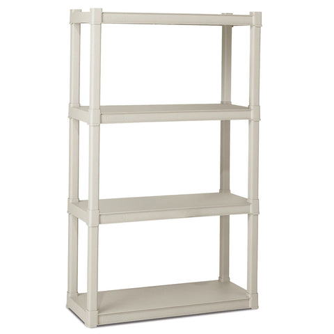 Heavy Duty 4-Shelf Home Garden Storage Utility Shelving Unit-Accents > Storage Cabinets-Loluxe