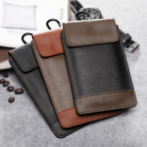 High Grade Retro Leather Cellphone Case for iPhone Samsumg etc - 3 Colors-Loluxe