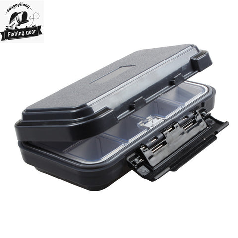 Lure Box waterproof parts box of fishing gear fishing tackle box-Loluxe