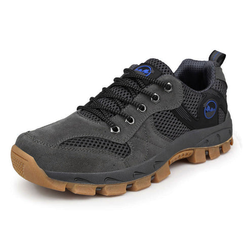Men's Sporty-Style Breathable Comfortable Outdoor Sneakers 4 Colors-Loluxe