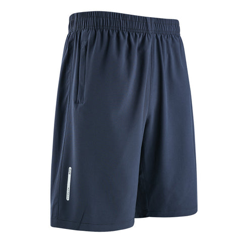 NEW Men's Quick-Dry Casual Pocketed Polyester Beach Summer Shorts L-5XL 2 Colors-Loluxe