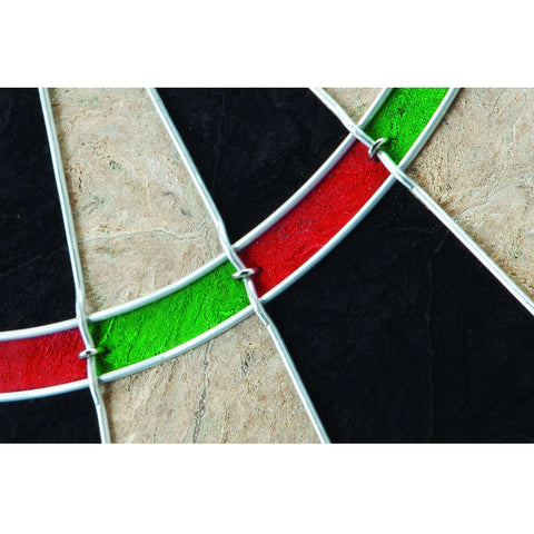 Official-sized Dartboard with Sisal Fiber Surface-Game Room > Dart Boards-Loluxe