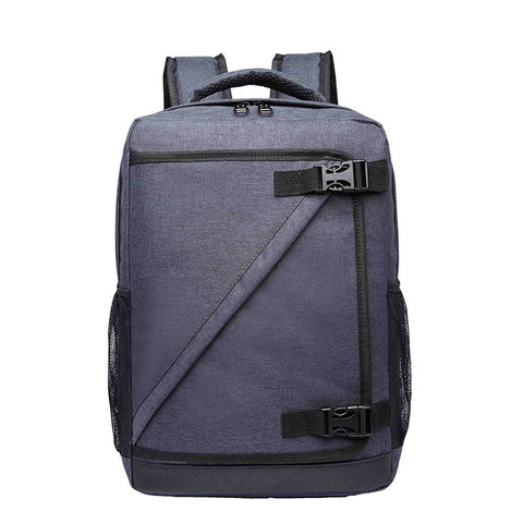 Quality Canvas Men's Multifunctional Oxford Laptop Backpack 2 Colors