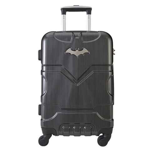Super Cool Batman Hardside Universal Rotating Wheel TSA Lock Luggage 2 Sizes-Loluxe