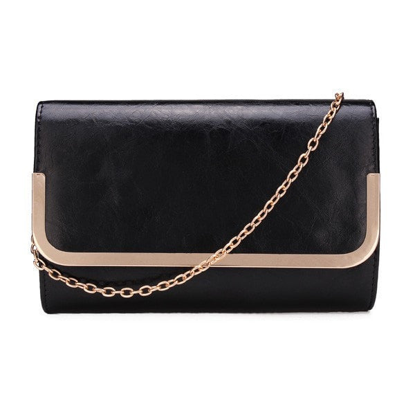 The New Portable Shoulder Diagonal Chain Handbags-Handbags-Loluxe