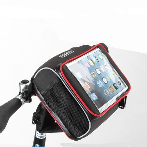 Waterproof Bicycle iPad Tablet Holder Case-Loluxe