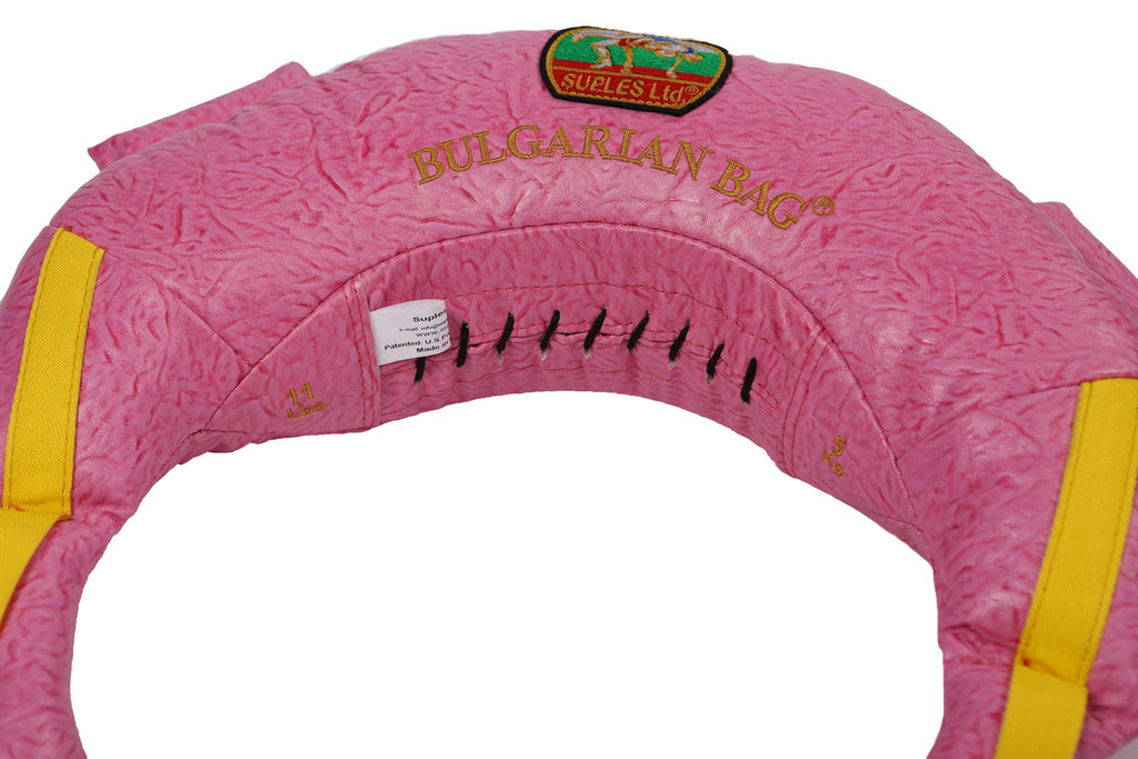 Bulgarian Bag Pink Edition