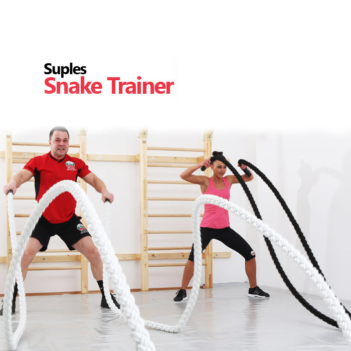 Suples Rope-Snake Trainer-Battling rope