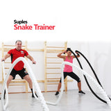 Suples Rope-Snake Trainer-Battling rope - kraftpoint.com - 1