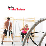Suples Rope-Snake Trainer-Battling rope - kraftpoint.com - 3