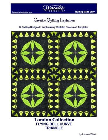 Flying Bell Curves Triangles London Collection