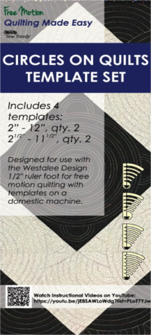 Circle on Quilts Templates