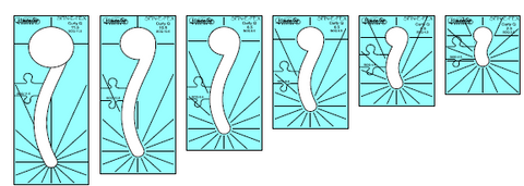 CURLY Q TEMPLATES