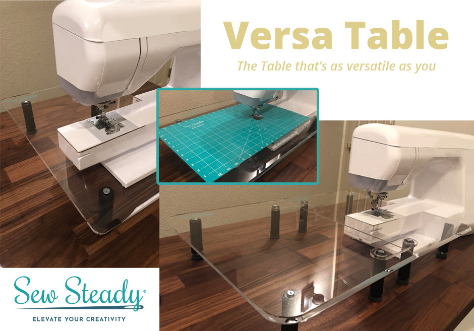 Versa Table by Sew Steady
