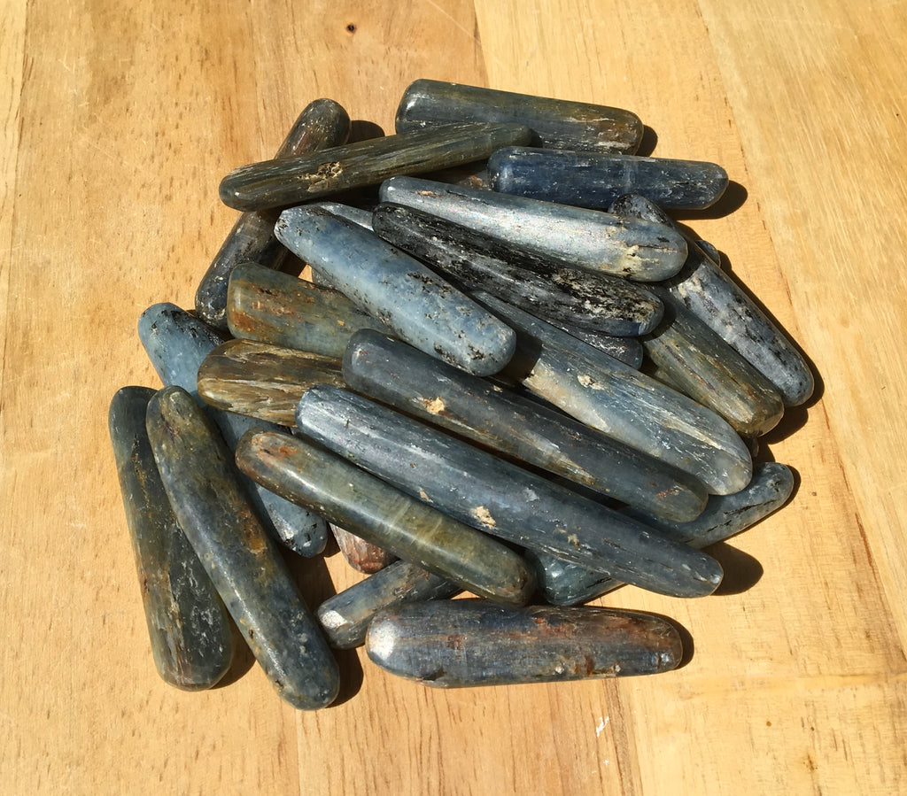 Kyanite Wands Blue - Willow Tree Soul Gifts - 1