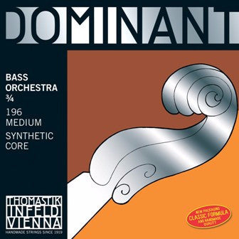 Thomastik Dominant Upright Bass Strings