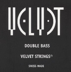Velvet Blue Upright Bass Strings