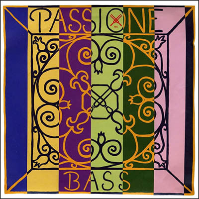 Pirastro Passione Upright Bass Strings