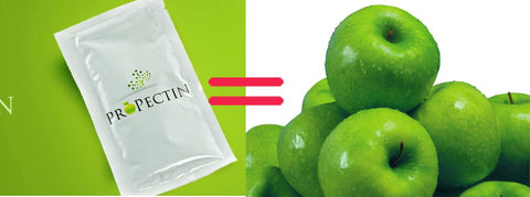 "Apple Pectin ""ProPectin"" - 100% Natural detox solution for heavy metals and radiation pollution"